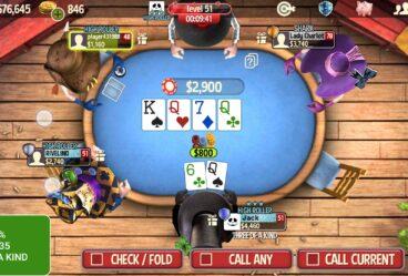 Effective Texas Hold Em