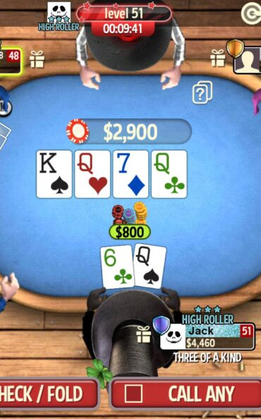 Effective Texas Hold Em