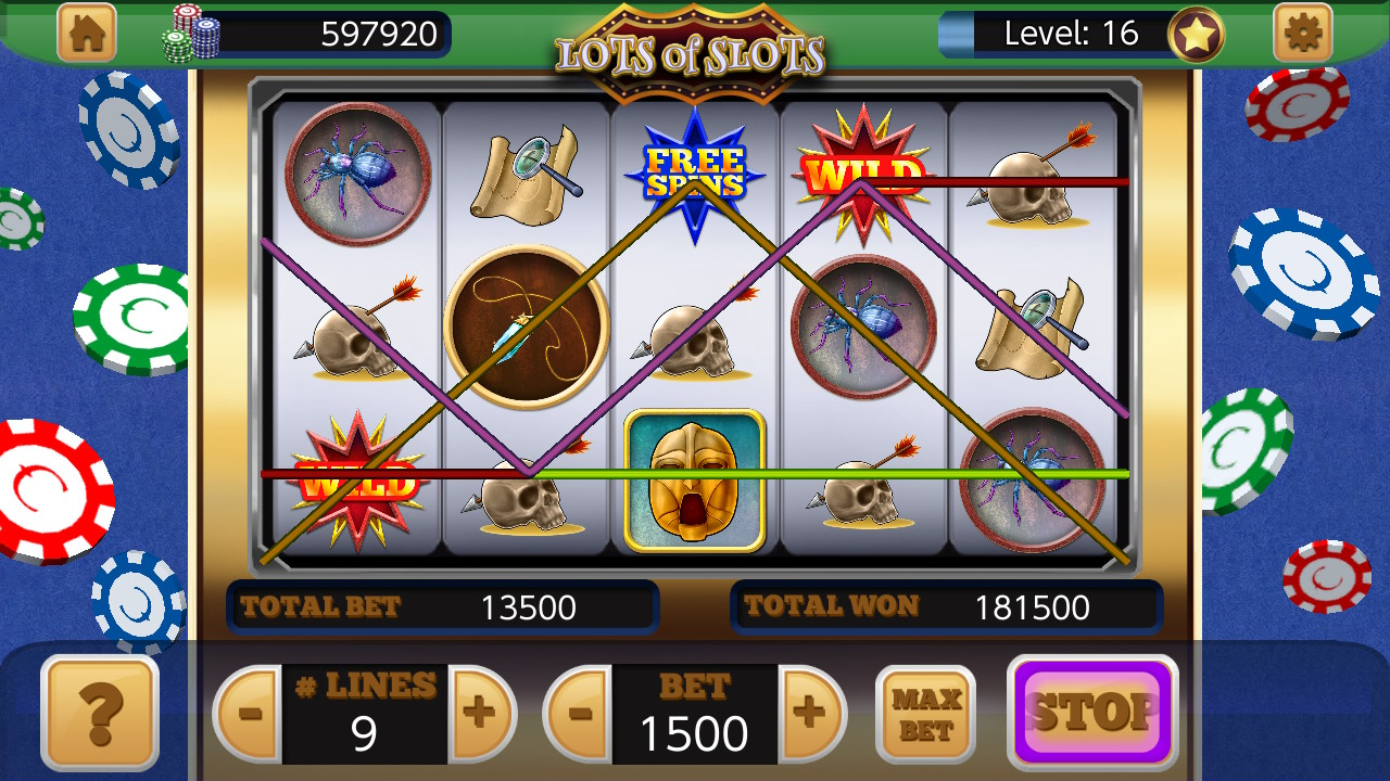 5 Crazy facts about slot games