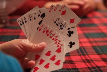 started playing poker